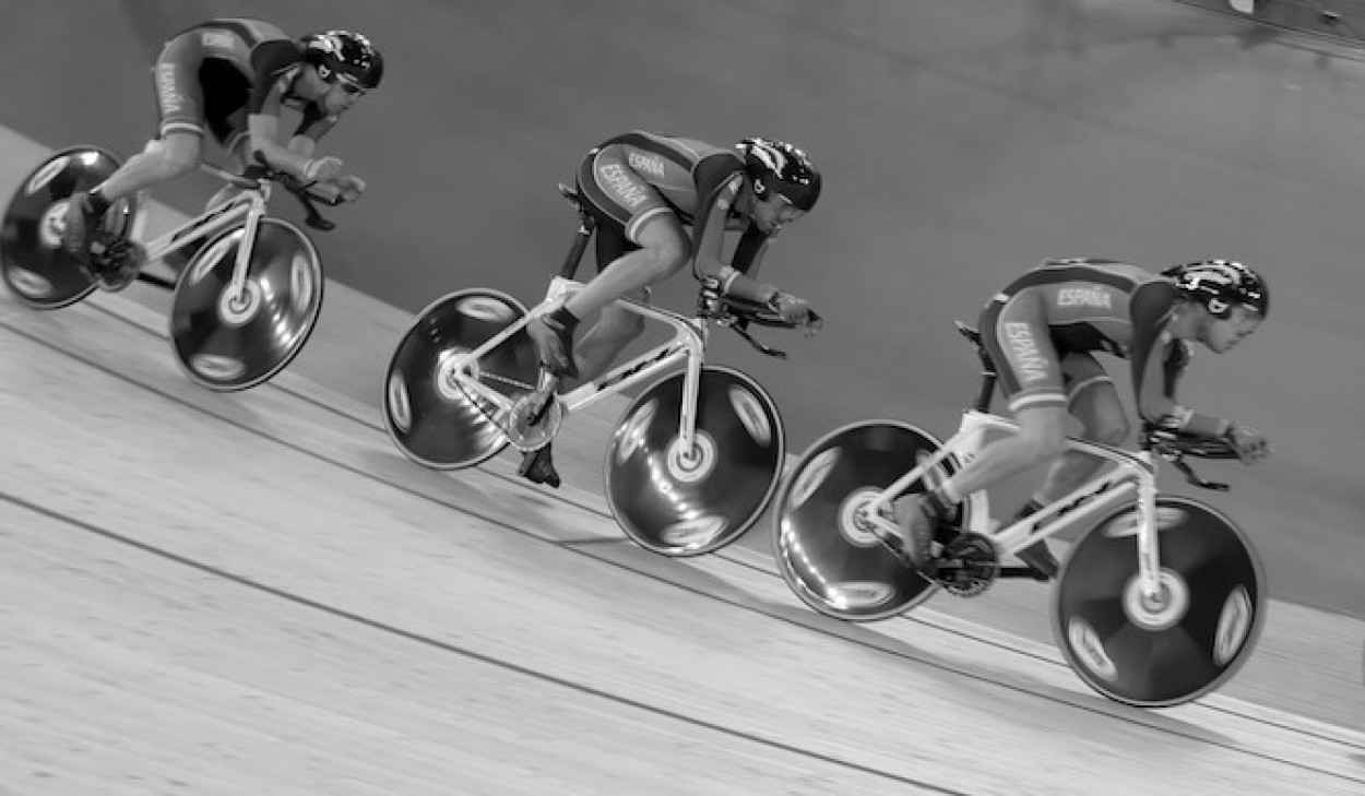 Mens Team Pursuit