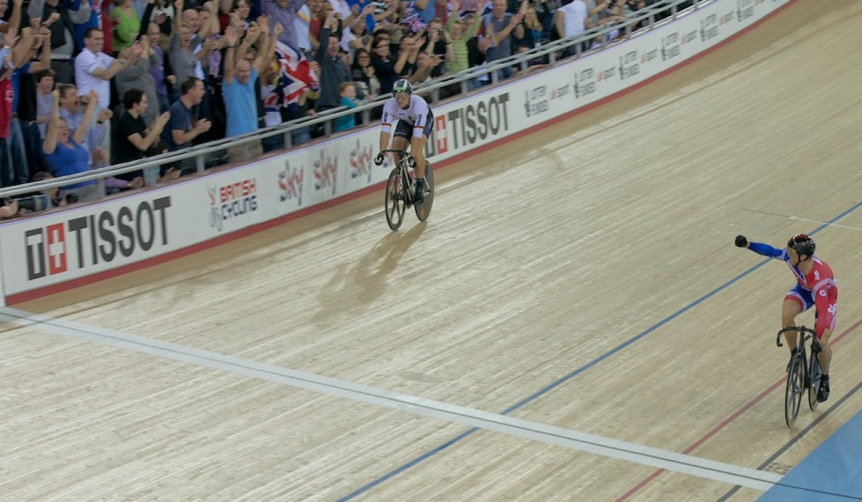 UCI World Cup, Mens Sprint Final