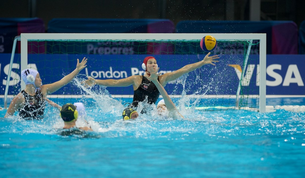 Water Polo, International Invitational