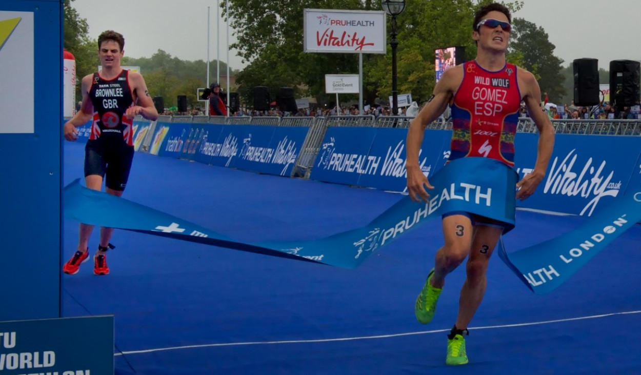 2013 World Triathlon Grand Final London