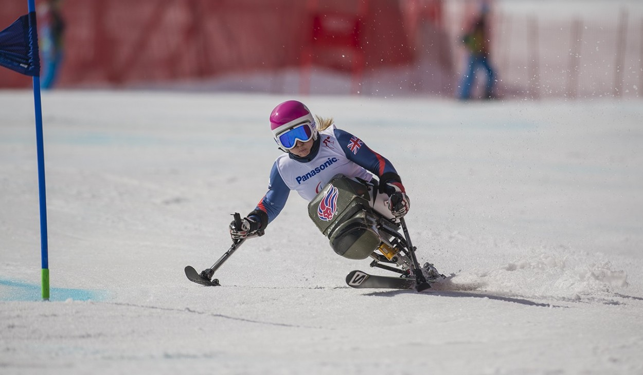 2014 Sochi Winter Paralympics