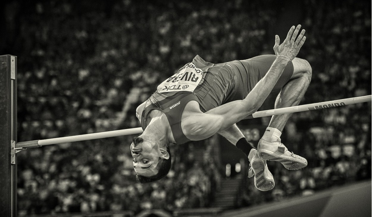 IAAF Worlds, EDGAR RIVERA, Mex